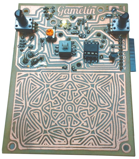 gamelín USB